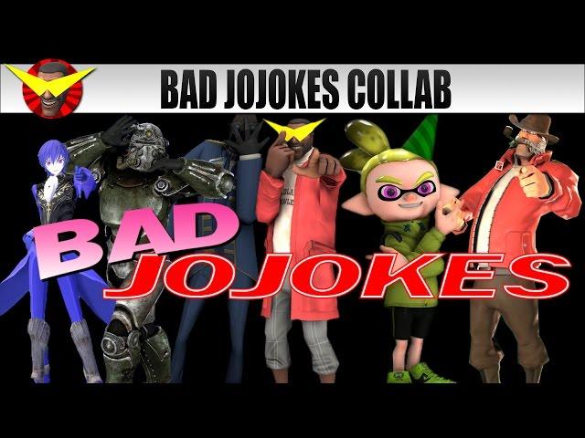 Bad Jojokes Collab 1