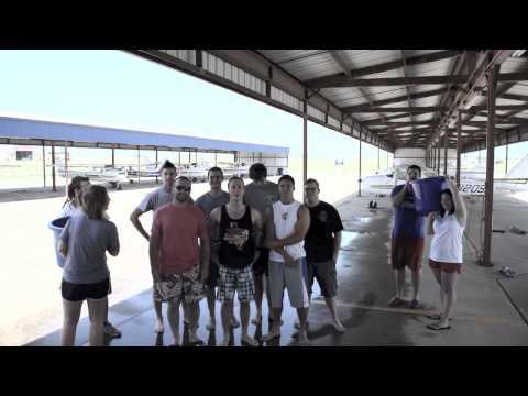 SOSU Flight Team ALS Ice Bucket Challenge