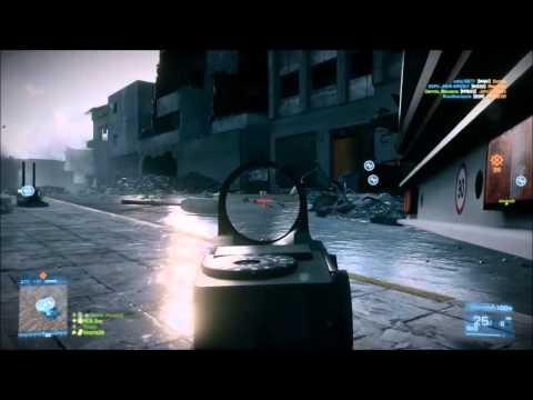 More Battlefield 3 - Rush Map - 1920x1080 Resolution - High Settings