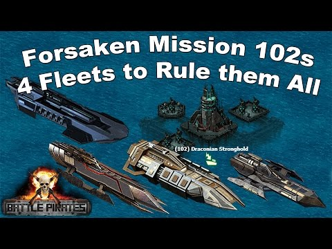 Battle Pirates FM-102s 4 Fleets to Rule Them All