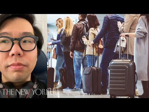Air Travel During the Global Coronavirus Pandemic | The New Yorker