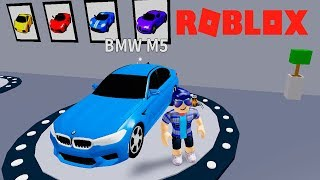 Roblox - Testando a BMW - Vehicle Tycoon - Ep 4