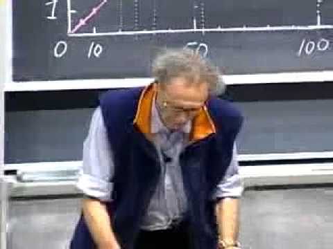 MIT Professor Walter Lewi's Physics 801 Lecture 26