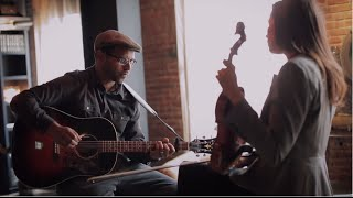 "Bhi Bhiman feat. Rhiannon Giddens ""Up in Arms"""