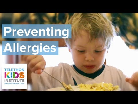 Children's Allergy: 3 Tips for new parents to help prevent allergies from developing
