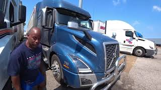 September 7, 2019/701 Trucking. Grace's second truck incident. Stanton, Tennessee