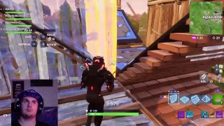 Fornite ~ Doing Playground Mode Again On A Live Stream
