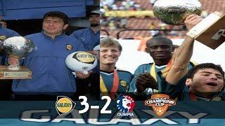Galaxy + Cienfuegos : Campeón de CONCACAF [1.21.2001]