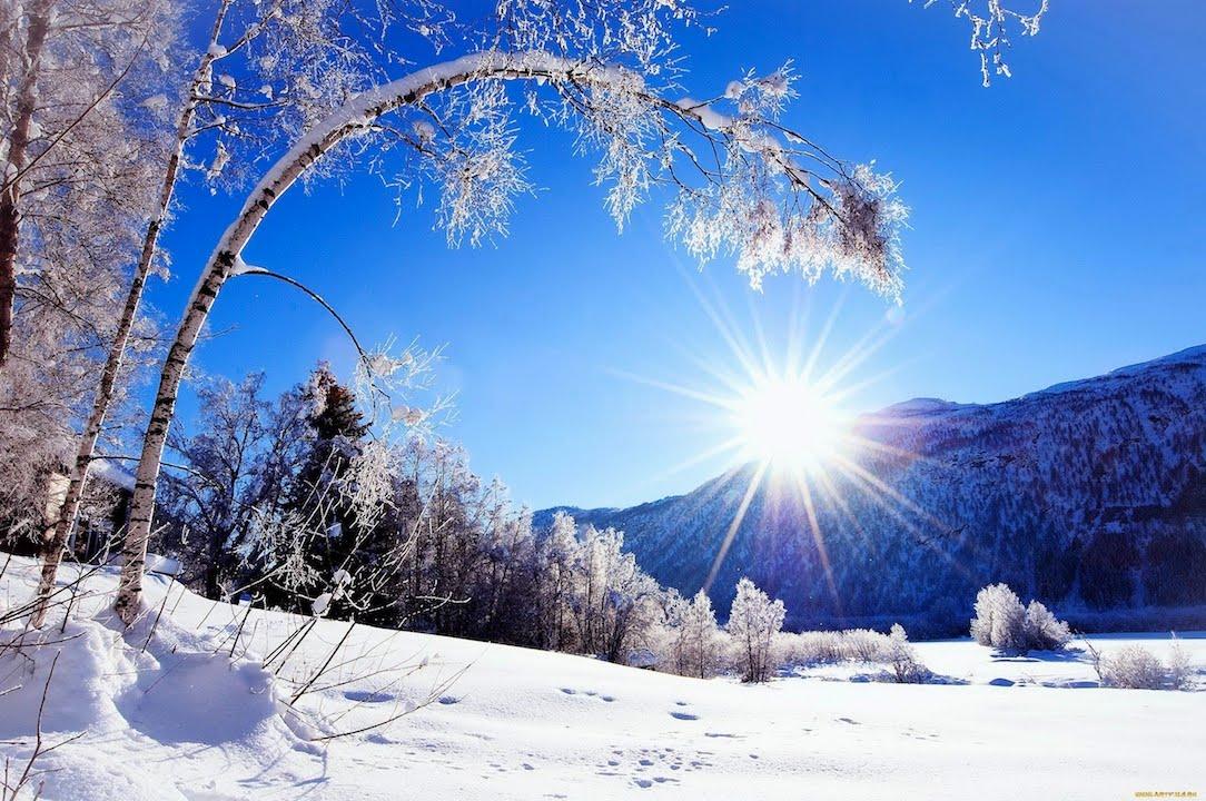 Самые красивые картинки зимы. Зима в самых красивых ...