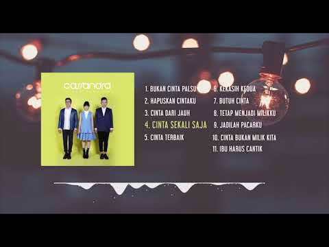 Cassandra - Cinta Terbaik Album (Official Audio)