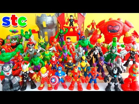 Marvel Super Hero Adventures Collection