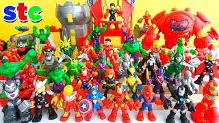 Marvel Super Hero Adventures Collection