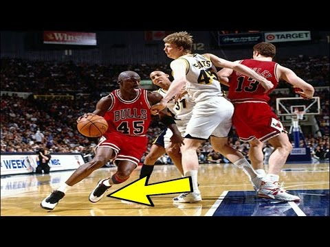 HISTORY OF THE AIR JORDAN 10