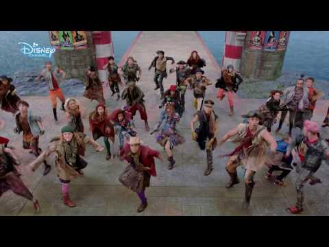 Descendants 3   Good To Be Bad 🎶   Disney Channel BE