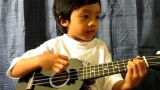 Happy Birthday ukulele _ Hát bằng 7 ngôn ngữ