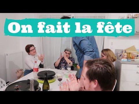 ON FAIT LA FETE ! - ALLO MAMAN 31.12