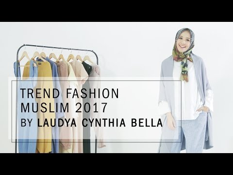 Trend Fashion Muslim 2017 by Laudya Cynthia Bella