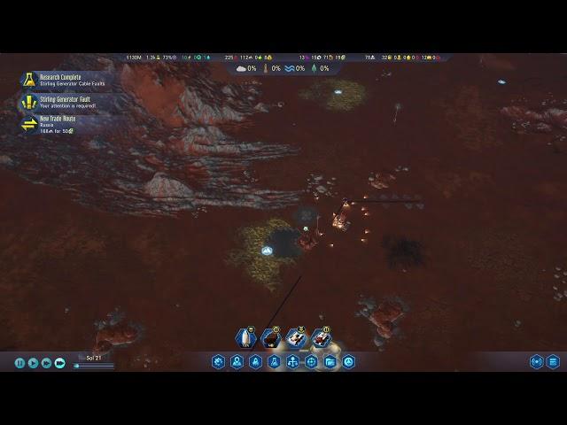 Surviving Mars - The Death of a GPU Stream