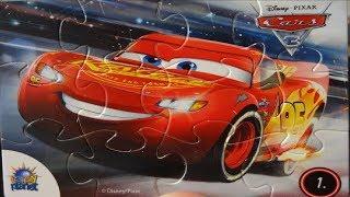 Cars 3 Disney Pixar Lightning McQueen 20 Kinder Surprise Capsule 2017 thumbnail