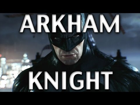 Batman: Arkham Knight Official Walkthrough - Part 1 - Scarecrow