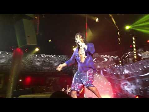 Wiz Khalifa Stay Stoned Live @ Drai's Las Vegas July 15 2017 (Childish Gambino