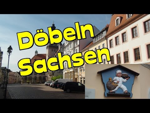 Döbeln🏫🏰💒🕍Freistaat  Sachsen-historische Stadt  *  Sehenswürdigkeiten  #Döbeln
