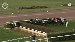 Vidéo de la course PMU PRIX GASTON DESPRES - PRIX DU SALON DU CHEVAL