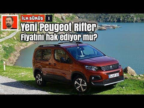 Yeni Peugeot Rifter GT-Line | Fiyatını Hak Ediyor mu? | İlk Sürüş