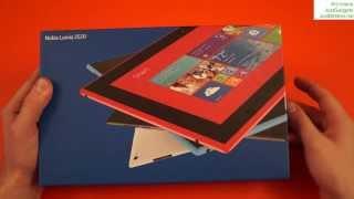 Nokia Lumia 2520: распаковка, первый запуск, мысли и впечатления