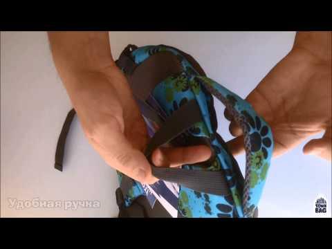 Видео обзор рюкзака Полар 80072 от TownBag.ru