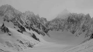 Speed Riding Face Nord de l'aiguille du Midi Chamonix 24/04/13 1er Run Thumbnail