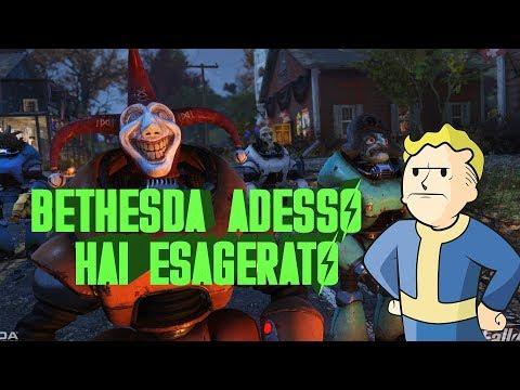 BETHESDA adesso hai ESAGERATO Fallout 76 si è ROTTO definitivamente thumbnail