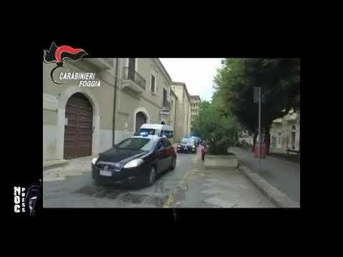 Lucera, [VIDEO] sangue e rapine nel centro storico. Arrestati tre del posto