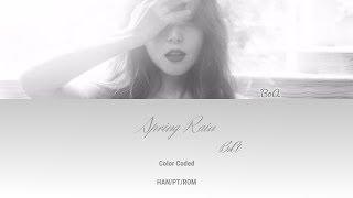 BoA - Spring Rain Legendado PT-BR (Color Coded HAN/PT/ROM)