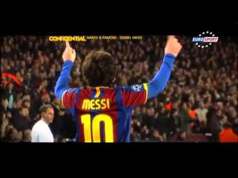 Лео Месси. Восхождение звезды мирового футбола. Eurosport. глава 1-2.