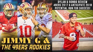 Jimmy Garoppolo Leads 49ers Class Of 2017 Rookies