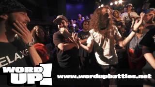 WordUP! Générations - Woodman Vs Le Scap Vs Madverb