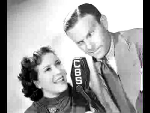 Burns & Allen radio show 4/10/40 Gracie Wins Wisconsin