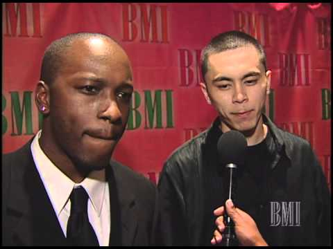 Smilez and Southstar Interviewed at the 2004 BMI Urban Awards