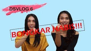 Download Video #DSVLOG6 - DI BONGKAR HABIS!!!!! MP3 3GP MP4