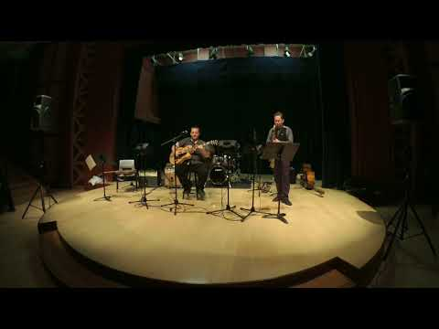 Mike Rud in concert with StFX Faculty   Part 1