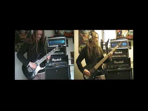 Joe Satriani Searching (intro whammy part only)