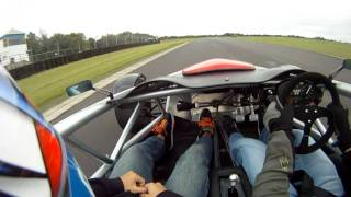 Ariel Atom at Castle Combe Forge Action Day