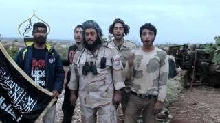 شاهد.. بدء معركة تحرير مدينة حماة السورية