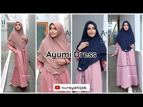Review Gamis Ayumi Dress by Yasmeera / mengenal detil bahan Katun Ima Platinum Sale 15% lho😍