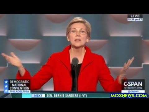 """THE SYSTEM IS RIGGED!"" Elizabeth Warren"