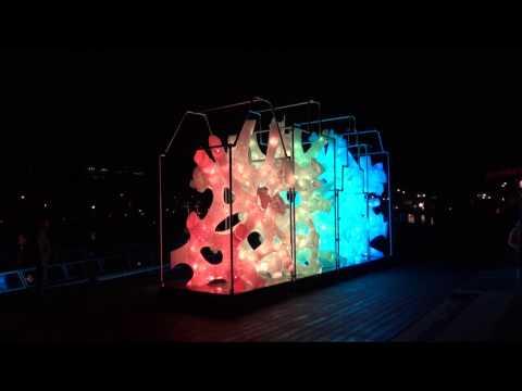 Amsterdam Light Festival 2016 Water Colors