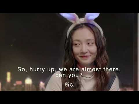 KISS SCENE! ENG SUB. The Brightest Star In The Sky Drama Z.TAO Episode 30