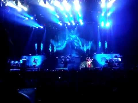 Slipknot 'Heretic Anthem' live @ Mayhem Festival 2012- Atlanta, Ga, 7.14.12