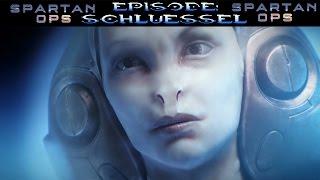 HALO 4: SPARTAN OPS | Episode #09: Schlüssel | Halo The Master Chief Collection (DE)